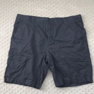 Marc Anthony shorts - dark gray slim fit, size 38